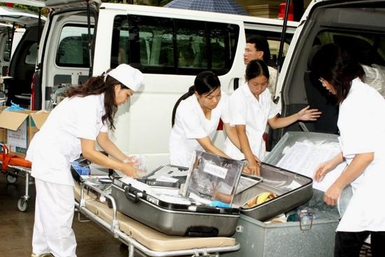 Y tế Hà Nội lên kế hoạch phục vụ Đại hội Đảng