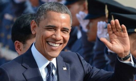 Tổng thống Barack Obama rất trông đợi chuyến thăm đến Việt Nam