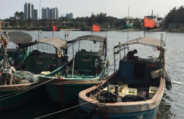 Đụng độ với cảnh sát biển Hàn Quốc, 3 ngư dân Trung Quốc thiệt mạng