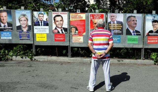 Bầu cử Tổng thống Pháp - Cuộc đua khó đoán định