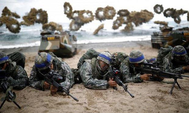 Hàn Quốc xem xét từ bỏ tập trận chung với Mỹ trong năm tới
