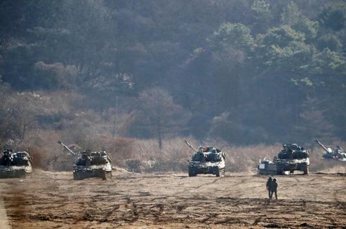 Mỹ - Hàn tập trận quy mô cực lớn chưa từng có