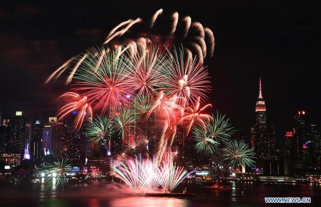 Người dân châu Á tưng bừng chào đón năm mới Mậu Tuất