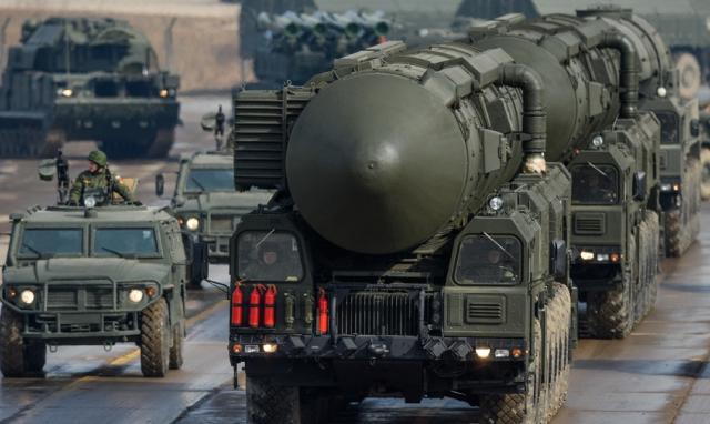 Tổng thống Putin cảnh báo sẽ tấn công hạt nhân Mỹ trong trường hợp này