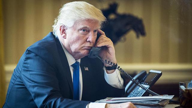 """Mỹ """"tố"""" Trung - Nga nghe lén điện thoại của Tổng thống Trump"""