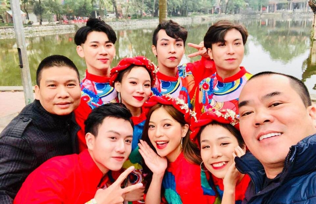 """Nhạc sĩ Trịnh Xuân Hảo: """"Chọn Nhật Lê không phải vì cô ấy là bạn gái Quang Hải"""""""