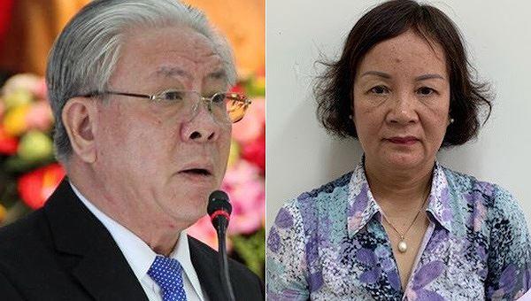 Khởi tố, khám nhà 2 nguyên Phó Giám đốc Sở Tài chính TP Đà Nẵng