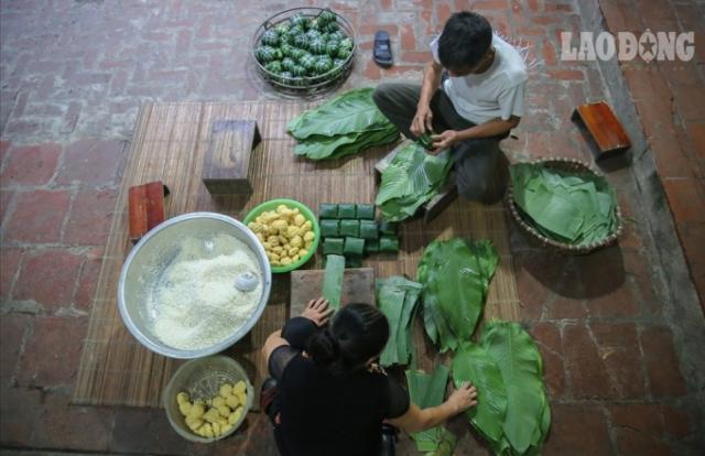 Ngày giỗ tổ về làng bánh chưng dâng Vua Hùng
