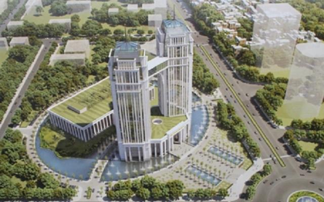 Nghệ An dừng xây dựng trung tâm hành chính hơn 2.100 tỷ