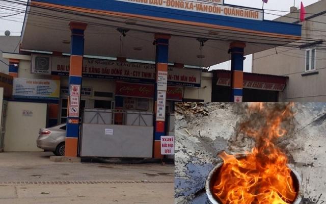 Nước giếng châm lửa là cháy: Xác định nguyên nhân doanh nghiệp bức tử nguồn nước