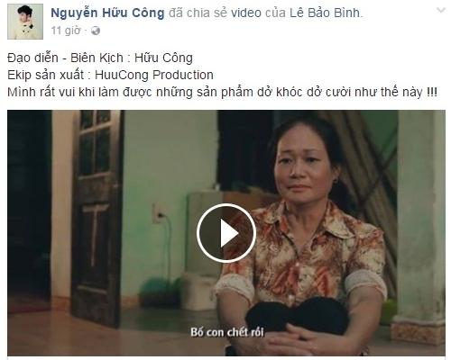 Clip quảng cáo game của Hữu Công và E-kip bị cộng đồng mạng ném đá tơi bời