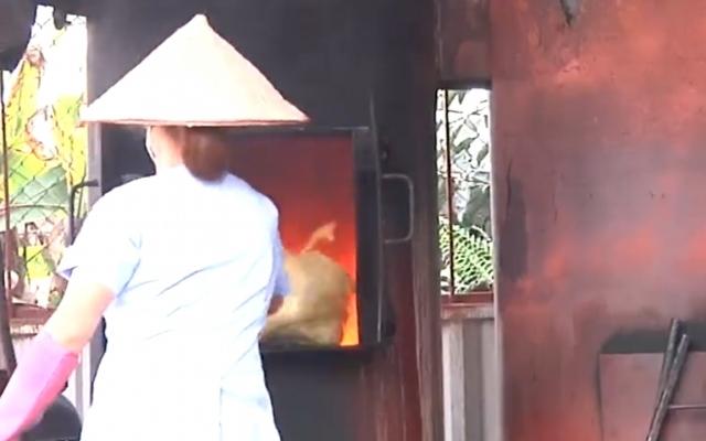 Tuyên Quang: Gần chục năm người dân sống chung với khói lò đốt rác bệnh viện