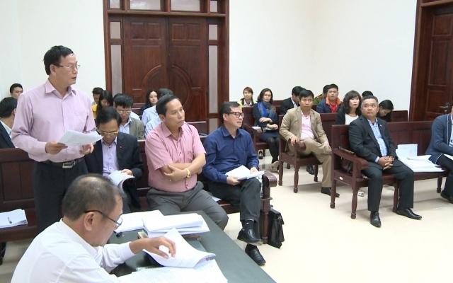 Vụ Doanh nghiệp kiện UBND tỉnh Quảng Ninh: Nghị quyết 35 của Chính phủ cần phải được thực thi