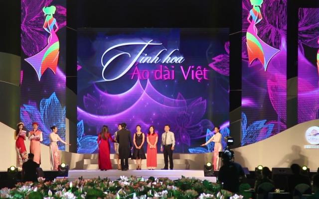 Lễ hội Áo dài TP HCM - Tinh hoa áo dài Việt