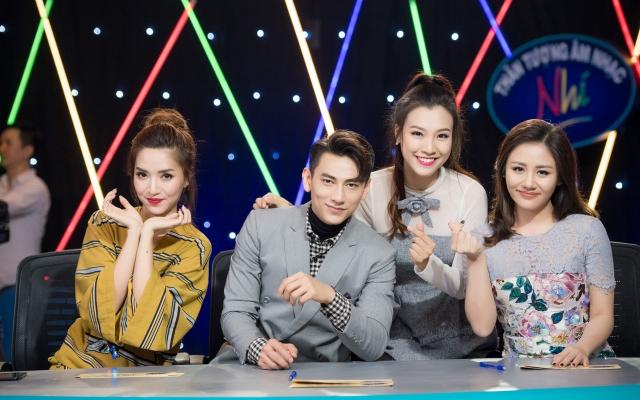 Hoàng Oanh làm MC Thần tượng âm nhạc nhí mùa hai
