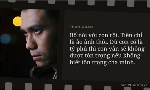 Phim Người phán xử: Những câu thoại hay nhất trong phim