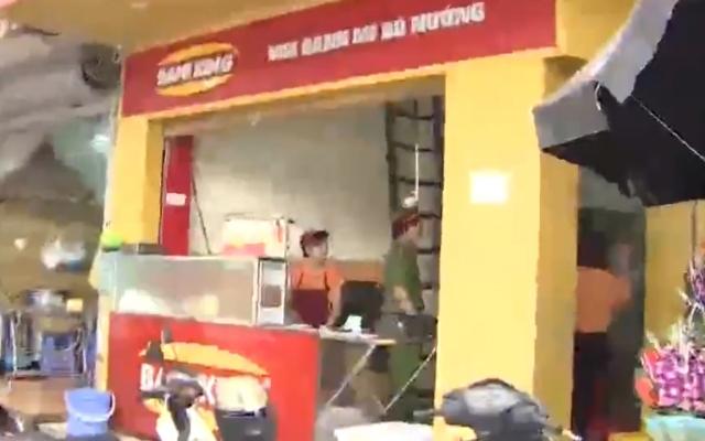 Phát hiện nhiều sai phạm về vệ sinh ATTP tại Bami King
