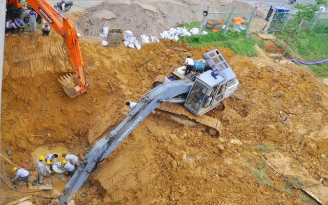 """20 lần vỡ đường ống nước Sông Đà và điểm mặt các quan Vinaconex """"ngã ngựa"""""""