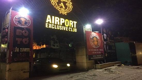 Công an vào cuộc điều tra vụ nam thanh niên bị đâm gục trước cổng quán Bar Airport