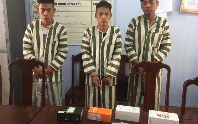 Trộm ở Huế vào Đà Nẵng tiêu thụ, bị bắt sau 6 giờ gây án