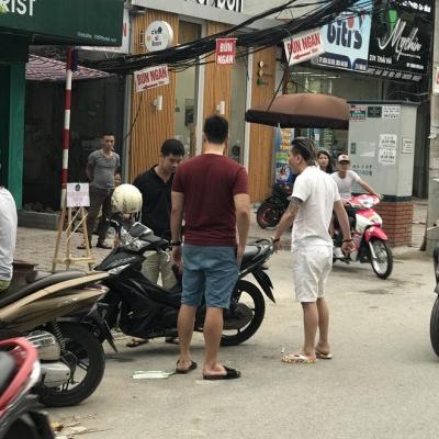 Ca sĩ Châu Việt Cường lên tiếng sau vụ va chạm giao thông gây ồn ào