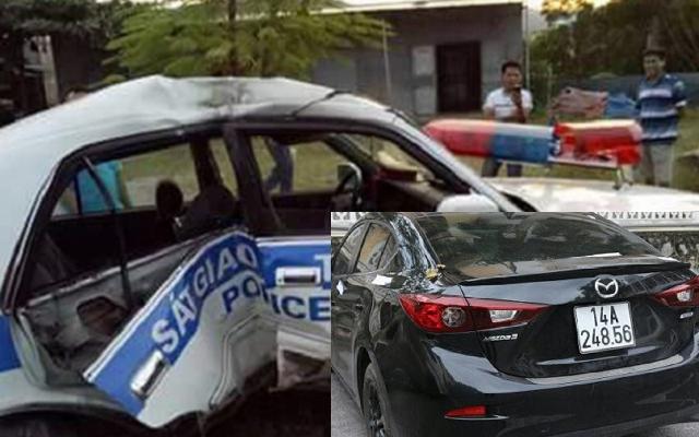 Quảng Ninh: Danh tính đối tượng chở ma túy bỏ trốn khiến xe CSGT bị lật khi truy đuổi