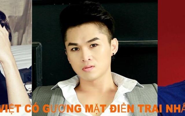 Top 5 sao Việt có gương mặt điển trai nhất showbiz