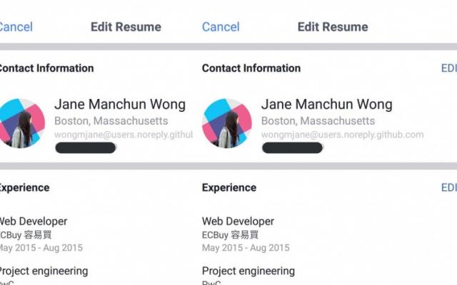 Facebook thử nghiệm tính năng Resume/CV, trực tiếp cạnh tranh với LinkedIn