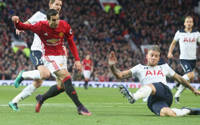 Man United vs Tottenham: Thông tin trước giờ bóng lăn