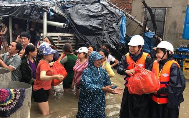 Sau bão số 12, các tỉnh vùng lũ cần hỗ trợ khẩn cấp gần 32.000 tấn gạo
