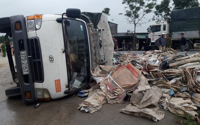 Tạm giam tài xế xe tải gây tai nạn khiến 3 người thương vong