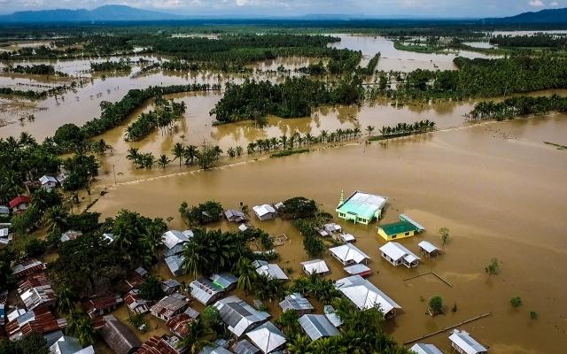 Bản tin Quốc tế Plus số 46: Bão Tembin tấn công Philippines, hơn 180 người thiệt mạng