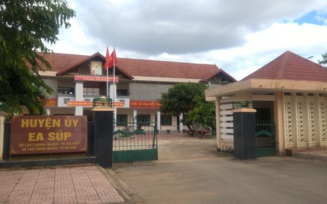 Đắk Lắk: Uỷ ban nhân huyện Ea Súp phản hồi thông tin tới Pháp luật Plus vụ cả nhà làm quan