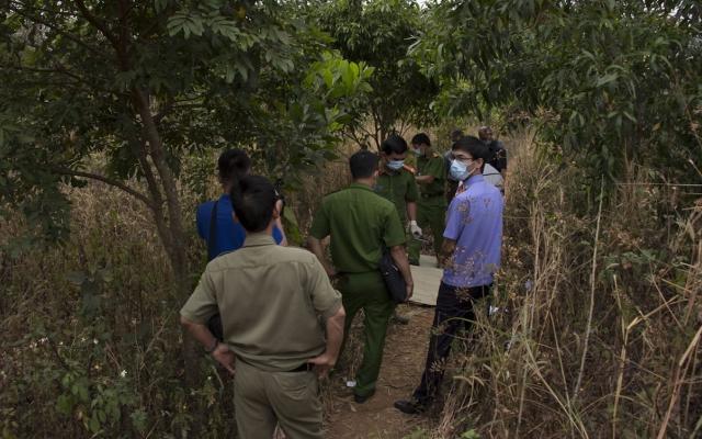 Đắk Lắk: Phát hiện thi thể người đàn ông đang phân hủy trong rẫy