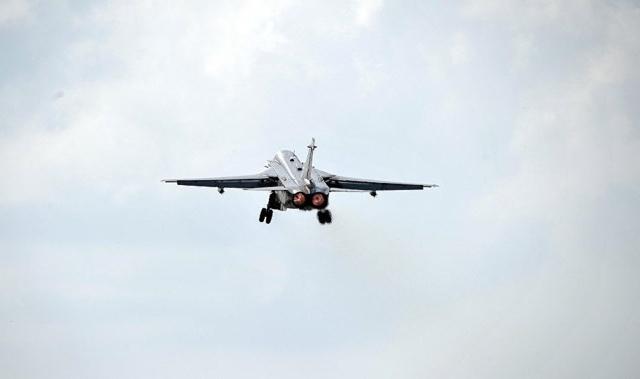 Phe nổi dậy bắn rơi Su-24 của quân đội Syria