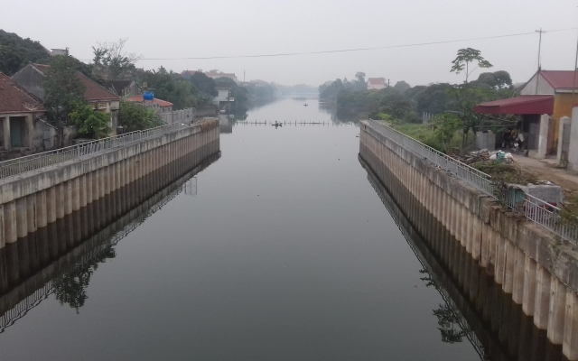 Trạm bơm Nghi Xuyên làm nứt nhà dân: Bộ Nông nghiệp yêu cầu huyện Khoái Châu giải quyết sớm cho người dân