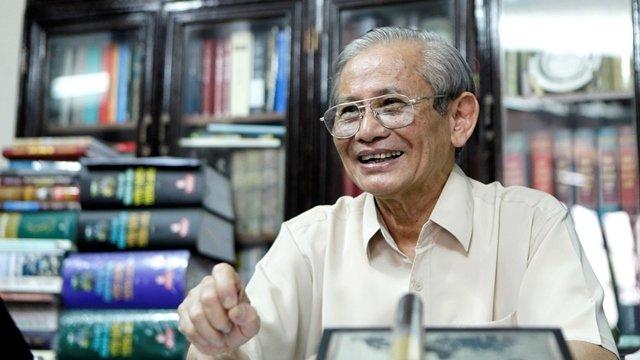 Nhìn lại những thành tựu của GS Phan Huy Lê