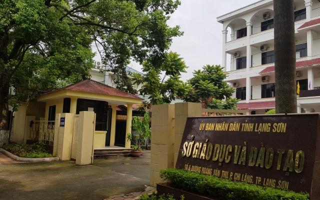 Cục A83 - Bộ Công an vào cuộc xác minh điểm thi bất thường của 35 cảnh sát cơ động ở Lạng Sơn