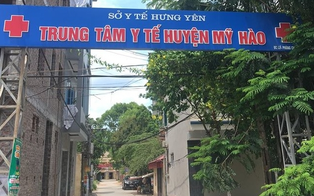 Khởi tố hàng loạt lãnh đạo, cán bộ Trung tâm Y tế huyện Mỹ Hào