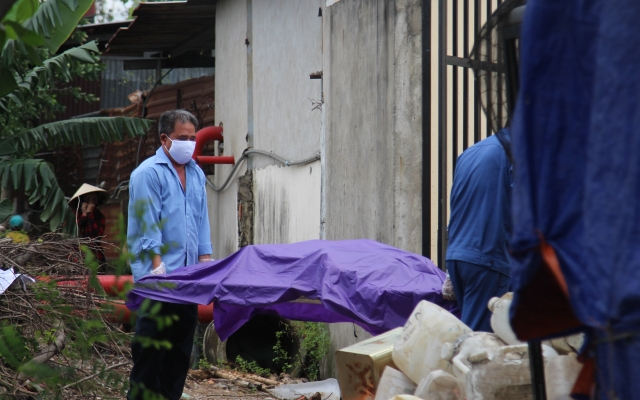 Phát hiện thi thể đàn ông 50 tuổi trôi trên sông Sài Gòn
