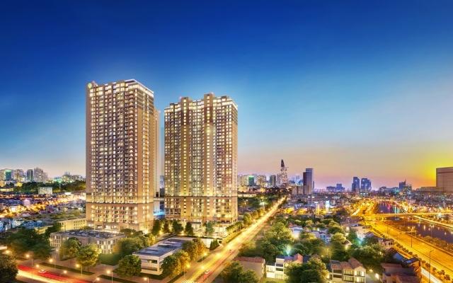 The Grand Manhattan – Thành phố mang phong cách New York ngay trung tâm Sài Gòn