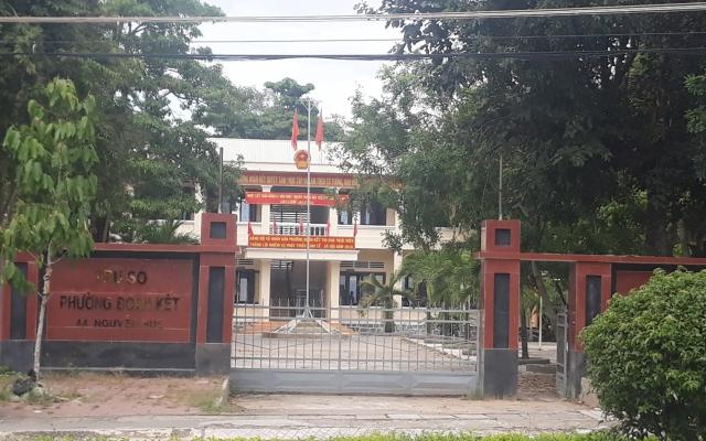 Hé lộ nguyên nhân Phó ban Quân sự phường bắn Phó Chủ tịch HĐND phường trong trụ sở rồi tự sát