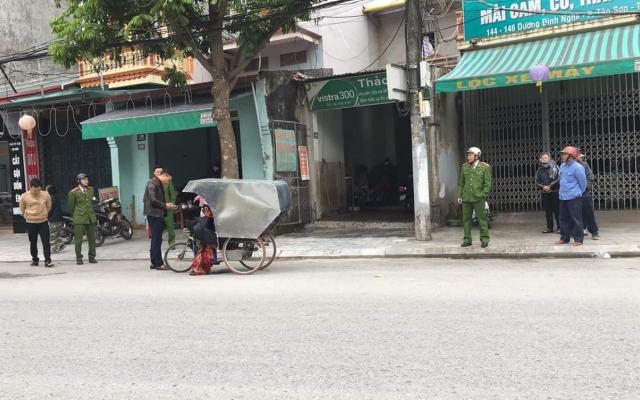 Thanh Hóa: Bàng hoàng phát hiện Người đàn ông chết rét trong xe ba gác