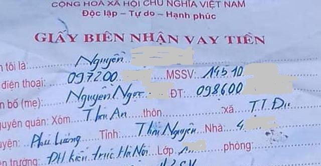Nghệ An: Nam sinh treo cổ tự tử bên bờ suối để lại mảnh giấy với nội dung mập mờ