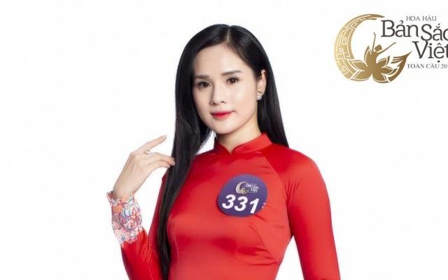 """Bạn gái Trọng Đại U23 Việt Nam giải đáp thắc mắc """"dành cả tuổi thanh xuân để thi Hoa hậu"""""""