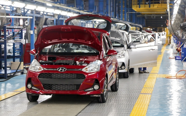 Slide - Điểm tin thị trường: Việt Nam muốn Hyundai nâng nội địa hoá trên 40%