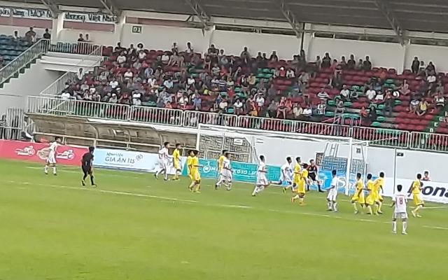 Vòng Chung kết giải bóng đá U19 Quốc gia 2019: Hà Nội vô địch ngay tại phố núi Pleiku