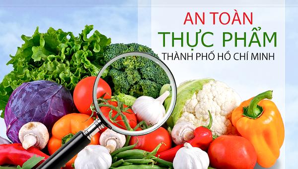 """TP HCM triển khai """"Tháng hành động vì an toàn thực phẩm"""""""