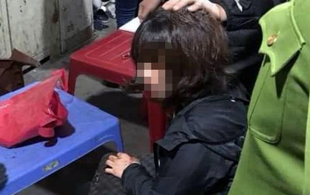 Bắt được nghi can nổ súng cướp tài sản ở chợ Long Biên
