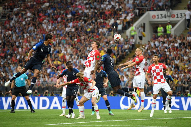 Sai lầm của Lloris không thể khiến Pháp đánh rơi chức vô địch